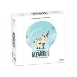 Nefarious The Mad Scientist Game - EN
