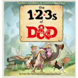 D&D RPG - 123s of D&D - EN