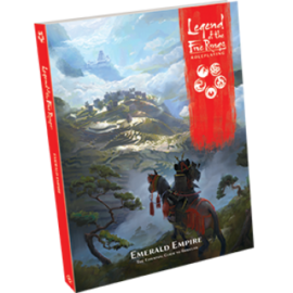 FFG - Legend of the Five Rings RPG - Emerald Empire The Essential Guide to Rokugan - EN