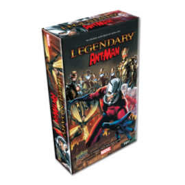 Legendary: A Marvel Deck Building Game Small Box Expansion - Ant-Man - EN