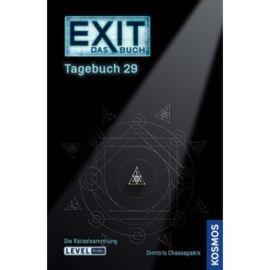 EXIT - Das Buch - Tagebuch 29 - DE