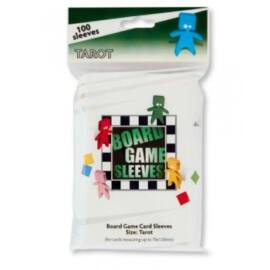 Board Games Sleeves - Tarot (70x120mm) - 100 Pcs