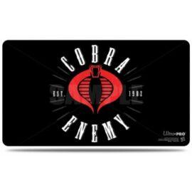 UP - Playmat - G.I. Joe Cobra