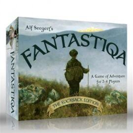 Fantastiqa: Rucksack Edition - EN