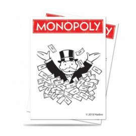 UP - Standard Deck Protector - Monopoly V3 (100 Sleeves)