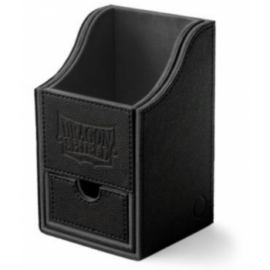 Dragon Shield Nest Box 100+ - black/black