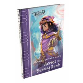 FFG - Legend of the Five Rings LCG: Across the Burning Sands - EN