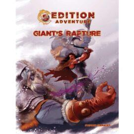 5th Edition Adventures: Giant's Rapture - EN