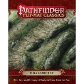 Pathfinder Flip-Mat Classics: Hill Country