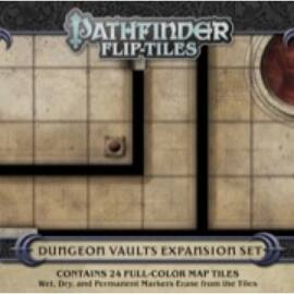 Pathfinder Flip-Tiles: Dungeon Vaults Expansion