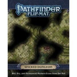 Pathfinder Flip-Mat: Wicked Dungeon