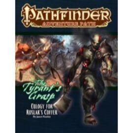 Pathfinder Adventure Path: Eulogy for Roslar's Coffer (Tyrant's Grasp 2 of 6) - EN