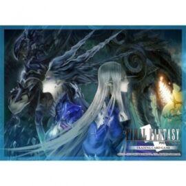 Final Fantasy TCG Supplies - Sleeves - Shiva & Ysayle (60 Sleeves)