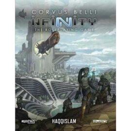 Infinity RPG - Infinity Haqqislam Supplement - EN