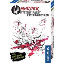Murder Mystery Party - Pasta & Pistolen - DE