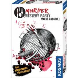 Murder Mystery Party - Mord am Grill - DE