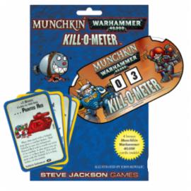 Munchkin Warhammer 40,000  Kill-O-Meter - EN