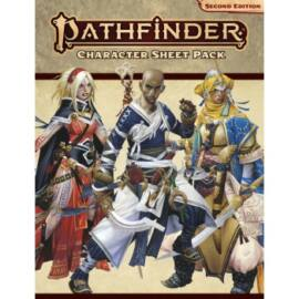 Pathfinder Character Sheet Pack - EN