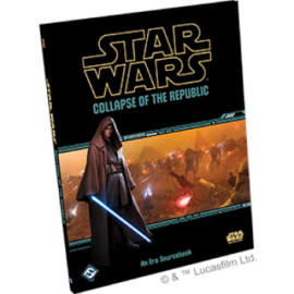 FFG - Star Wars RPG: Collapse of the Republic - EN
