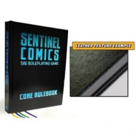 Sentinel Comics: The Roleplaying Game Special Edition Core Rulebook - EN