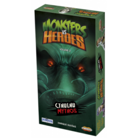 Monsters Vs. Heroes - Volume 2: Cthulhu Mythos - EN