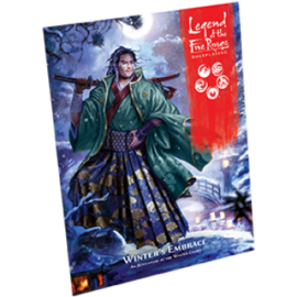 FFG - Legend of the Five Rings RPG - Winter's Embrace - EN