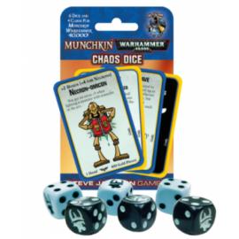 Munchkin Warhammer 40,000 - Chaos Dice