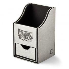 Dragon Shield Nest Box + 100 Light Grey/Black