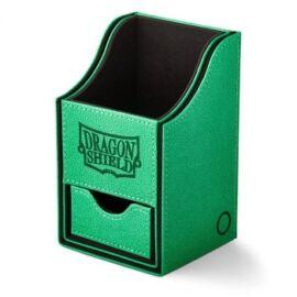 Dragon Shield Nest Box + 100 Green/Black