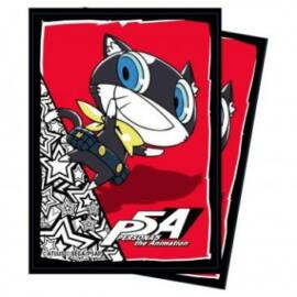 UP - Deck Protector Sleeves - Persona 5: The Animation Morgana (65 Sleeves)