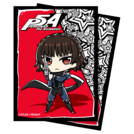 UP - Deck Protector Sleeves - Persona 5: Chibi Mikoto (65 Sleeves)