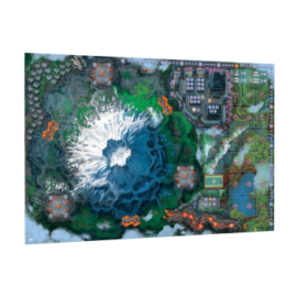 Fuji Koro Playmat