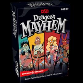 D&D Dungeon Mayhem - FR