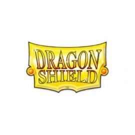 Dragon Shield Matte Non-Glare Sleeves - Silver (100 Sleeves)