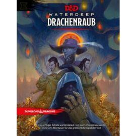 Dungeons & Dragons - Dungeon Master's Screen - Drachenraub - DE