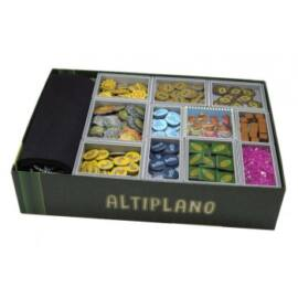 Altiplano, and The Traveler Insert