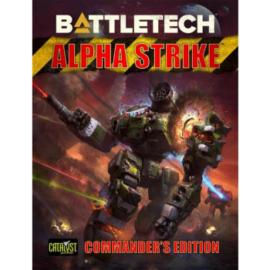 Battletech Alpha Strike Commander's Edition - EN