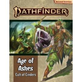 Pathfinder Adventure Path: Cult of Cinders (Age of Ashes 2 of 6) 2nd Edition - EN