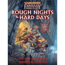 Warhammer Fantasy Roleplay Rough Nights & Hard Days - EN