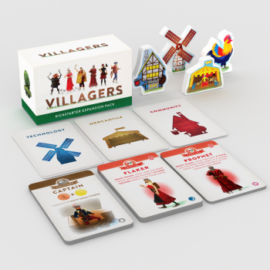 Villagers: Expansion Pack - EN