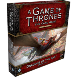 FFG - A Game of Thrones LCG 2nd Edition: Dragons of the East Deluxe Expansion - EN
