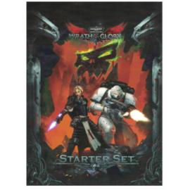 Warhammer 40,000 Roleplay Wrath & Glory: Starter Set - EN