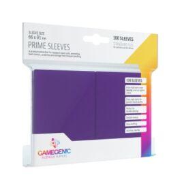Gamegenic - Prime Sleeves Purple (100 Sleeves)