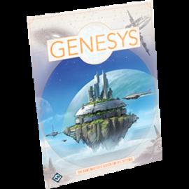 FFG - Genesys RPG Game Master's Screen - EN