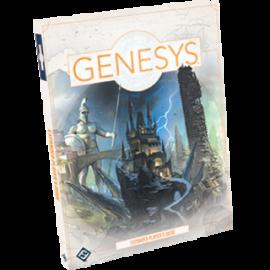 FFG - Genesys RPG Expanded Player's Guide - EN