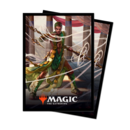 UP - PRO 100 + Deck Box - Magic The Gathering Theros: Beyond Death V2