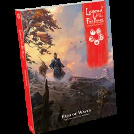 FFG - Legend of the Five Rings RPG - Path of Waves - EN