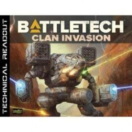 Battletech Technical Readout Clan Invasion - EN