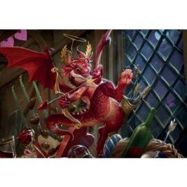 Dragon Shield Standard Matte Art Sleeves - Valentine 2020 Dragon (100 Sleeves)