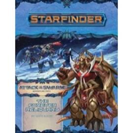 Starfinder Adventure Path: The Forever Reliquary (Attack of the Swarm! 4 of 6) - EN